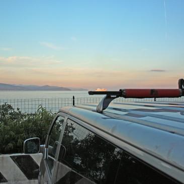 Stellplatz Nahe Portofino