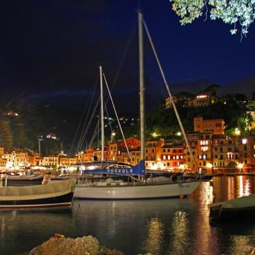 Portofino, teures Pflaster, zumindest am Hafen