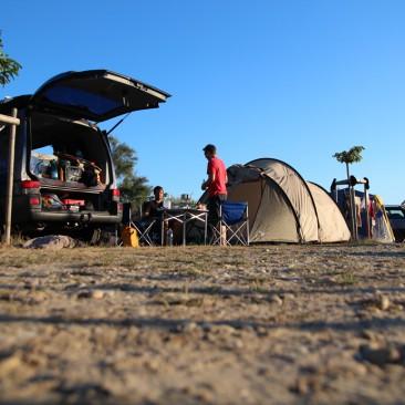 Campingplatz in Saintes-Maries-de-la-Mer