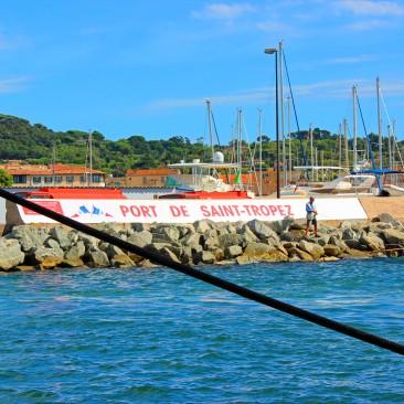 30 Autominuten von Port-Grimaud kann man sich...