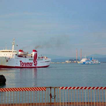 Mit den Fähren von Moby und Toremar nach Elba und zurück aufs Festland
