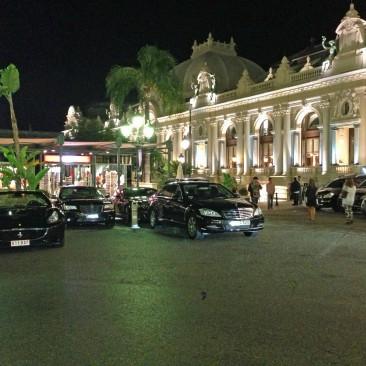 Auch nicht weit weg: Monaco