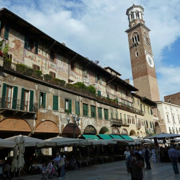 Innenstadt von Verona