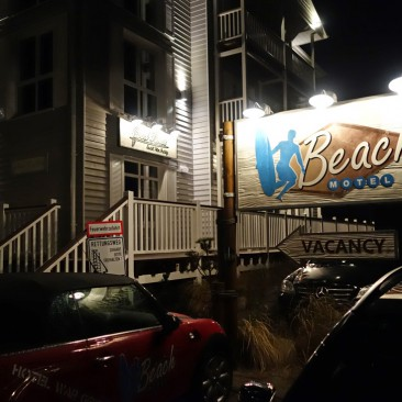 Das Beach Motel in Sankt Peter-Ording