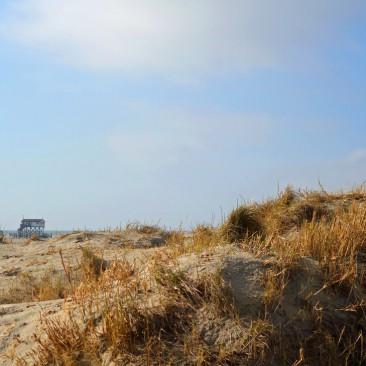 Bestes Strandwetter im Februar