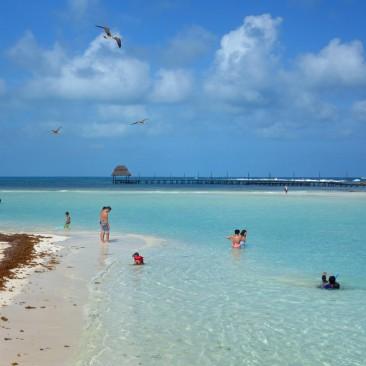 Karibikfeeling pur auf Isla Mujeres