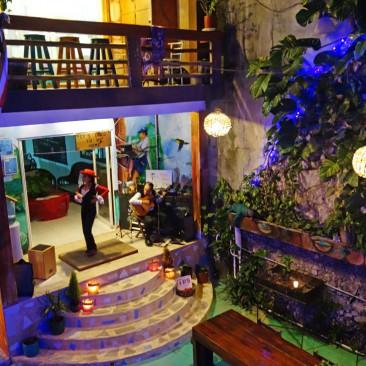 Hostel José @ Mama's home, heute Abend mit Flamenco-Tanz