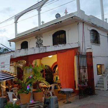 Hostel Pata de Perro in Bacalar - toller Service, super Zimmer