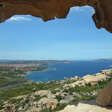 Weitblick bis nach Korsika