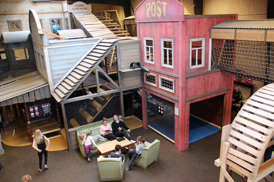 Das Spieleparadies für Kids - Play City