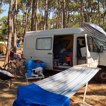 Campingplatz Panorama du Pyla