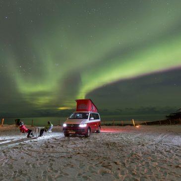 Gastbeitrag: Winter-Camping in Norwegen