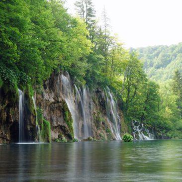 Und noch mehr Wasserfälle
